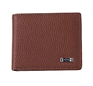 BC240YO High Quality Men's Cowhide Genuine Leather More Screens Wallet