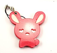 Qianjiatian A16 Plush Mobile Phone Pendant for Samsung Moblie Phone (Random Delivery)
