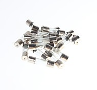 5X20 Glass Fuse 2A 250V (50Pcs)
