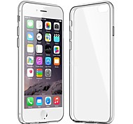 Transparent Hard PC Cover Case for iPhone 6 Plus