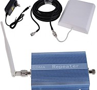 CDMA950 850MHz Signal Repeater Booster Amplifier with Panel Antenna