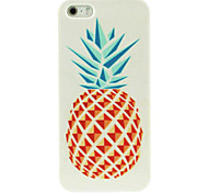 One Pineapple Pattern Hard Case for iPhone4/4S