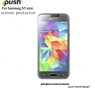 High Transparency Matte LCD Screen Protector with Cleaning Cloth for Samsung Galaxy S5 mini