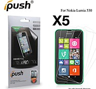 High Transparency HD LCD Screen Protector for Nokia 530 (5 Pieces)