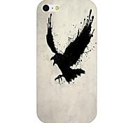 Black Hawk Pattern Back Case for iPhone 6