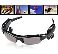 8GB Digital Sunglasses MP3 Player with Mobile Camera DV