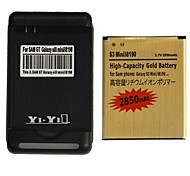 YI-YI™ US Plug USB Battery Charger with 2850mAh Battery for Samsung GALAXY S3 MINI / I8190 (1 Battery + 1 Charger)