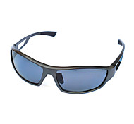Sunglasses Men / Women / Unisex's Classic / Sports / Fashion / Polarized Rectangle Gray Sunglasses Full-Rim
