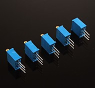 3296W Potentiometer 3-pin Adjustable Resistance - 50KOhm (5pcs)