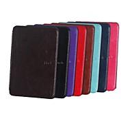 6-дюймовый Высокое качество PU кожаный чехол для Amazon Kindle paperwhite (разных цветов)