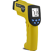 30-420℃ LCD Digital Handheld IR Infrared Thermometer Temperature Measuring Equipment HP-420