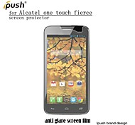 High Transparency Matte LCD Screen Protector for Alcatel one touch fierce
