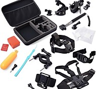 Set de Accesorios Defery para GoPro Hero 2, 3, 3+, 4
