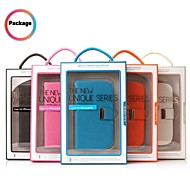 Promotion Seven Wei Series Phone Leather Cases for iPhone 4(Assorted Colors)