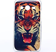 Fierce Tooth Pattern TPU Soft Case for Samsung Galaxy Core 2 G355H/G3558/G3559
