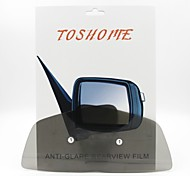 TOSHOME Anti-glare Film for Outside Rearview Mirrors for BMW 3 Series GT 2013-2014