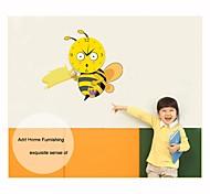 diy Cartoon niedliche kleine Biene Wanduhr