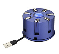 Cibou 7-port High Speed USB 2.0 Hub