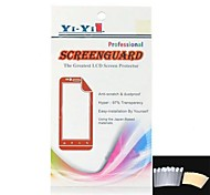 Yi-Yi™ [5-Pack]Good Quality Protective Matte Anti-glare Screen Protector with Cleaning Cloth for iPhone 4/4S