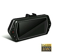 "2.7"" HD 1080P 1.3M CMOS 4X Zoom Car Dash Camera with Cycle Recording G-sensor SOS Night Vision V100"