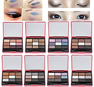 9 Colors New Colorful  Eyeshadow Palette