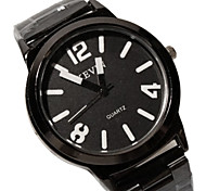 Men's Fashion Personality Contracted Steel Band Watch