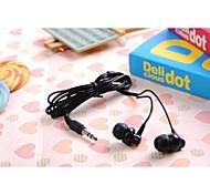 GOFO Stylish 3.5mm Earphone for iPhone 6 iPhone 6 Plus/5S/5/4S/4/Samsung