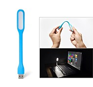 Portable USB LED Lamp for Power Bank & Comupter(Assorted Colors)