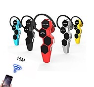 Radiation Protection Sports MiNi Bluetooth V4.0 In-Ear Earphone Headset With Microphone NFC for Samsung(Assorted Colors)