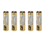 GP 28mm 20mAh 12V Disposable Alkaline Battery (5 PCS)