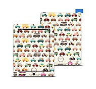 Cartoon Pattern Front and Back Skin Sticker for iPad 2/3/4