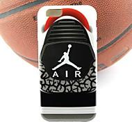 Air Jordan Sneakers Design Part III Tpu Soft Case for iPhone 6(Assorted Colors)