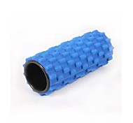 Blue Eva Hollow Yoga Foam Roller Fitness Muscle Relax