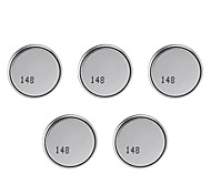 GP CR2016/DL2016 3V Ultrathin Lithium Cell Button Batteries (5 PCS)
