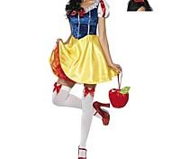 Sweet Blue Snow White Women's Carnival Costume