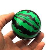 anguria solido palla giocattolo schiuma elastica (1 pz)