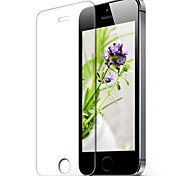 (0.3mm Thin 9H Hardness) Damage Protection Tempered Glass Screen Film for iPhone 5/5S/5C