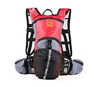 Outdoors Nylon Orange Red Blue Colors Waterproof Backpack