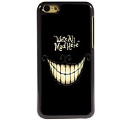 We're Ah Mad Here Aluminum Hard Case for iPhone 5C