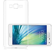ENKAY Ultra-thin Transparent Protective TPU Soft Case for Samsung Galaxy A3
