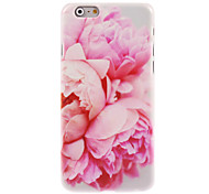 Peony Design Soft Case for iPhone 6