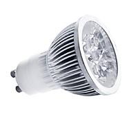 Faretti LED 1 LED ad alta intesità MR16 GU10 5 W 350-400 LM Bianco caldo / Luce fredda AC 85-265 V