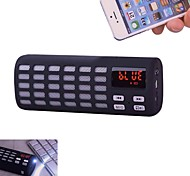 Muti Funtion Bluetooth Speaker Support LED/Handsfree/TF/MP3 Player/FM/NFC for Phone/Laptop/Tablet PC