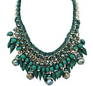 european tendenza moda stile bohemien collana