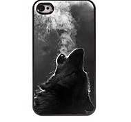 Wolf Howe Design Aluminum Hard Case for iPhone 4/4S