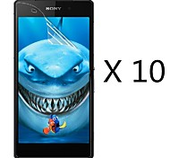 (10 pcs) High Definition Screen Protector for Sony Xperia Z2