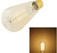 YouOKLight® E27 40W 400lm Warm White Light Incandescent Tungsten  Edison  Bulb (AC 220V)