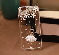 Ballet Girl Clover Case for  IPhone 6 Case for IPhone 6 Case for Girls