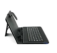 "9 ""universele case met micro tablet pc-toetsenbord"