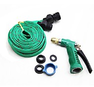 LEBOSH®Car Wash Water Cannon Thicken The Pipe Explosion-Proof Hose Random Color 20M